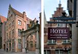 Hôtel Bruges - Martin's Brugge-3