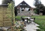 Location vacances Derenburg - Ferienwohnung Hoppelnase mit eigener Sauna-2