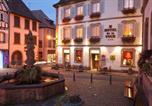 Hôtel Beblenheim - Hôtel De La Tour-1