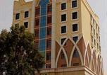 Hôtel Djibouti - Capital Hotel Djibouti-1