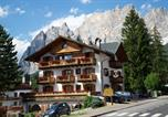 Hôtel Cortina d'Ampezzo - Hotel Natale-1