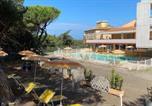 Hôtel Bibbona - Hotel Paradiso Verde-1