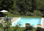 Location vacances Apecchio - Osteria di Pietragialla Villa Sleeps 8 Pool Wifi-4