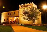 Hôtel Albacete - Hotel Spa Galatea-1