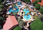 Camping avec Piscine Le Bar-sur-Loup - Yelloh! Village - Saint Louis-2