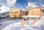 Hôtel Brand - Jufa Hotel Malbun Alpin Resort