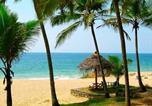 Location vacances Trivandrum - Paradise Gardens Beach Resort-1