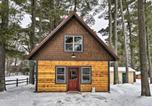 Location vacances Minocqua - Big Arbor Vitae Lake Cabin Fish, Boat and Hike-1