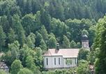 Location vacances Furtwangen im Schwarzwald - Apartment Nussbach 1-2
