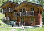 Location vacances Saas-Grund - 3-Schlafzimmer Chalet Eichhorn, Saas Fee 1800m-2