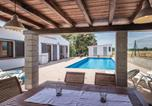 Location vacances Vidreres - Three-Bedroom Holiday Home in Vidreres-3