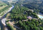 Camping 4 étoiles Berrias-et-Casteljau - Camping Domaine Arleblanc-1