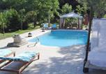 Location vacances Sant Martí Vell - Cruilles Villa Sleeps 12 with Pool and Wifi-2