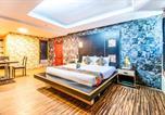 Hôtel Ooty - Fabhotel De Santosh Residency Ettines Road-3