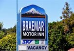 Hôtel New Plymouth - Braemar Motor Inn
