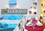 Location vacances Ανατολικός Όλυμπος - El Greco Nei Pori-1