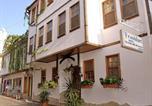 Hôtel Yivli Minaret - Frankfurt Hotel-2