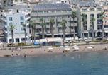 Hôtel Marmaris - Candan Citybeach Hotel-1