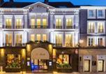 Hôtel 4 étoiles Bergères-lès-Vertus - Best Western Premier de La Poste & Spa-1