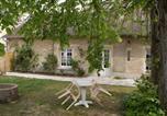 Location vacances Anguerny - Maison La Roseraie-4
