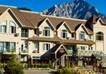 Hôtel Banff - Irwin's Mountain Inn-1