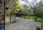 Location vacances Vaglia - Secluded Holiday Home in Barberino del Mugello with Garden-3