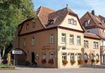 Location vacances Rothenburg ob der Tauber - Hotel Gasthof Rödertor-1