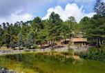 Location vacances  Albacete - La cabaña del lago. Parque Natural del Río Mundo-2