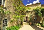 Location vacances Cabrières-d'Avignon - Villa in Les Imberts, Nr Gordes-2