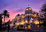 Hôtel 5 étoiles Cannes - Hotel Negresco-1