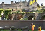 Hôtel Cité de Carcassonne - Hôtel les Chevaliers by Sowell-4