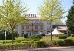 Hôtel Moselle - Best Hotel Hagondange-3