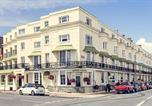 Hôtel Eastbourne - Afton Hotel-4