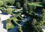 Camping avec Quartiers VIP / Premium Veynes - Camping Le Belvédère de l'Obiou-4