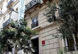 Hôtel Montpellier - Hotel de La Comédie-2