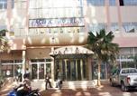 Hôtel Burkina Faso - Pacific Hotel Ouagadougou-2
