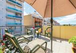 Location vacances Nules - Beautiful apartment in Burriana w/ Internet and 2 Bedrooms-1