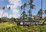 Location vacances Koloa - Poipu Sands 419 - Oceanview - 3br/3ba Portable Ac-3