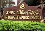 Hôtel Pa Tong - New Patong Premier Resort-3