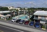 Hôtel États-Unis - Royal Palace Inn and Suites Myrtle Beach Ocean Blvd-1