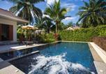 Hôtel Ao Nang - Alisea Pool Villas-2