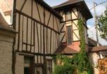 Location vacances Fontaine-sous-Jouy - B&B La Gentilhommière de Normandie-2