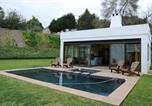 Location vacances Durbanville - The Welgemoed Guest House-2