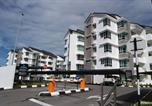 Location vacances Miri - Airport Avenue Serviced Apartments-3