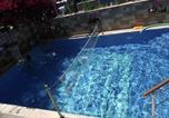 Location vacances Turgutreis - Caglar My House Apart Hotel-4