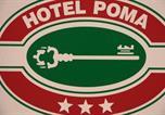 Hôtel Lombardie - Hotel Poma-2