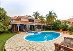 Location vacances Juan Dolio - Villas de Metro Country Club con Piscina Privada-1