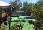Location vacances Poggioreale - La casetta degli ulivi con piscina-1