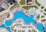 Villages vacances Puerto Morelos - Ventus at Marina El Cid Spa & Beach Resort - All Inclusive-3