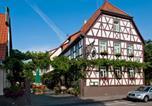 Hôtel Römerberg - Hotel Zum Engel Speyer-Römerberg-4
